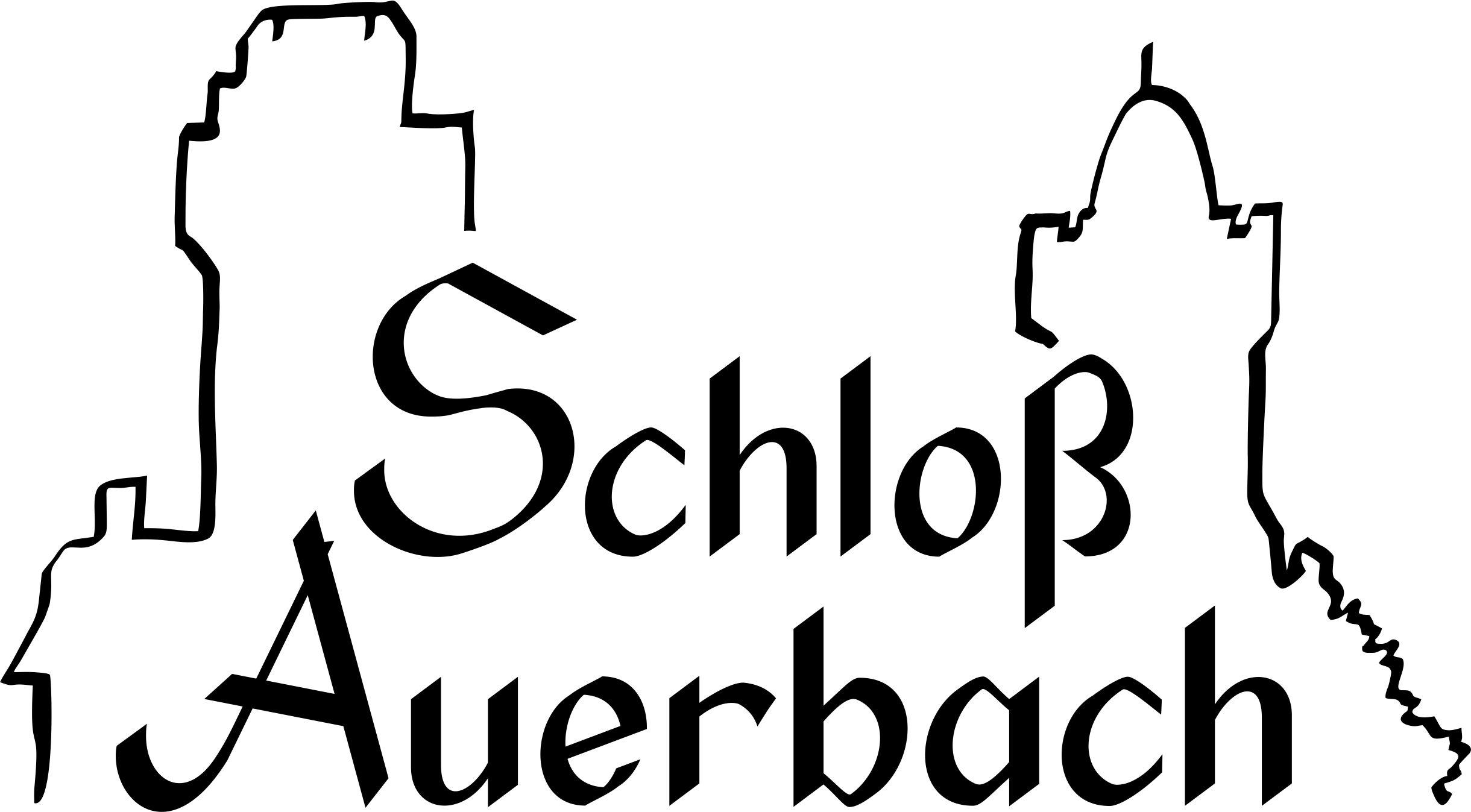 Logo Schloss Auerbach