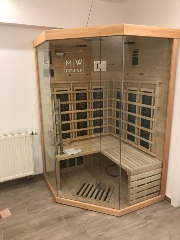 Infrarot-Sauna (sehr beliebt)